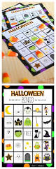 Free Printables For Halloween by Free Printable Halloween Bingo Game