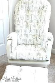 Fabric Glider Recliner With Ottoman Fabric Glider Recliner With Ottoman Size Of Swivel Glider