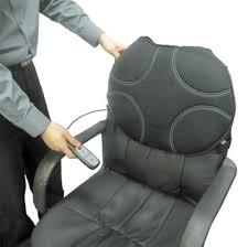fingerhut prevari 10 motor massage cushion with heat