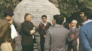 Rock Garden Chd Fossils Found By Indo Team At Shivalik Foothills To Be Put