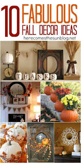 homemade thanksgiving centerpieces 12 best fall decor images on pinterest diy home and