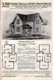 two sears modern homes model 101 built in 1908 oklahoma houses
