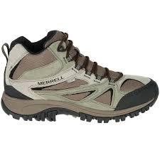 merrell men u0027s phoenix bluff mid waterproof hiking shoes