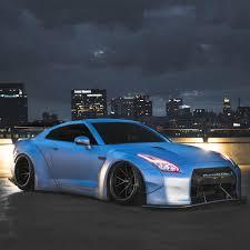 Nissan Gtr Custom - gtr custom bolt headlights modification only stage 2 godzilla