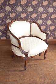a french carved tub chair antiques atlas