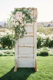 Shabby Chic Wedding Decoration Ideas by Rustic Shabby Chic Wedding About Vintage Doors Ceremony