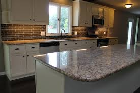 kitchen island in granite color amerello ornamental all