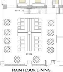 Kosher Kitchen Floor Plan Gramercy Flatiron Asian Restaurant And Lounge With Private Dining