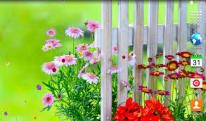 garden live wallpaper android apps on google play