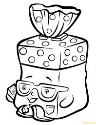Bread Head Shopkin Season 1 Coloring Page Free Coloring Pages Online Coloring Pages Bread