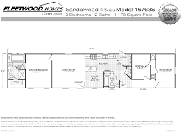 Florida Homes Floor Plans by 1600 To 1799 Sq Ft Manufactured Home Floor Plans Mobile Design Imp