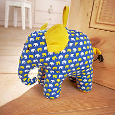 are you interested in our animal door stop with our elephant