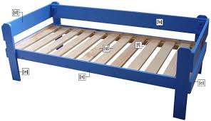 free bunk bed plans the cutting list for the beds