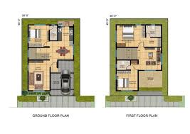 Home Design For 30x60 Plot Is A 30x40 Square Feet Site Small For Constructing A House Quora