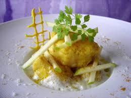 cuisiner la lotte au curry la cuisine de damien curry de lotte au lait de coco