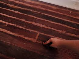Jarrah Jungle Diy How To Restore Jarrah Floorboards