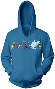 amazon com parade slate blue hooded sweatshirt hoodie