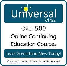 take an online class