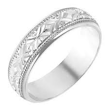wedding ring white gold white gold wedding rings h samuel