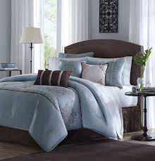 Blue And Brown Bed Sets Bed Bedroom Comforter Sets Aqua And Brown Comforter Grey