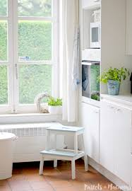 ikea step ikea step stool makeover diy tutorial that is simply stunning