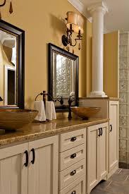 Vanity With Granite Countertop Guest Bathroom Granite Countertop With Single Vanity