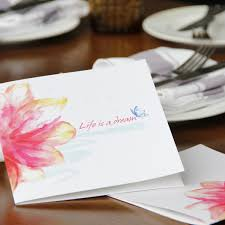 thanksgiving stationery paper online shop 3d blooming flower postcard paper laser cut pop up