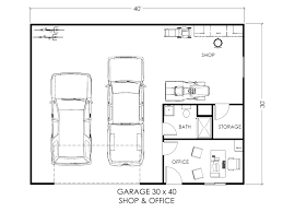 apartments pleasing two bay detached garage plans tall doors