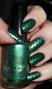 dragon nail art the adorned claw