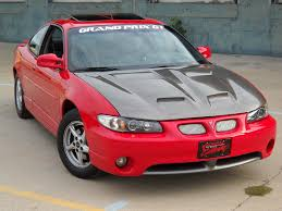 pontiac grand prix review and photos