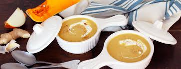 spiced butternut squash soup soup recipes dole packaged foods