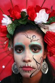 Day Of The Dead Halloween Makeup Ideas 43 Best Diy Day Of The Dead Dia De Los Muertos Costume U0026 Makeup