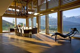 modern home design magazine luxury interior styling for ski chalet by callender howorth the