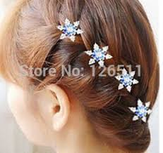 hair accessories nz rhinestone snowflake hair accessories nz buy new rhinestone