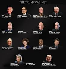 Which Of The Following Was Included In Washington S Cabinet Trump U0027s Cabinet Is Mostly White And Male What Will That Mean For