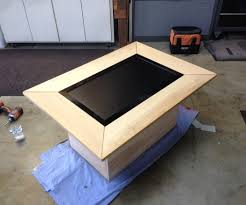 coffee table cost lcd coffee table touch screen cost fpogex9hhs thippo