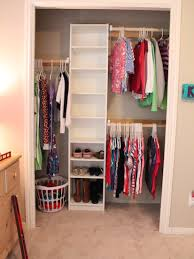 how to build your own closet built ins using a billy bookcase