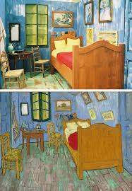 vincent gogh la chambre chambre jaune gogh description mobilier décoration
