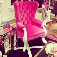 fuschia chair hot pink accent chair foter