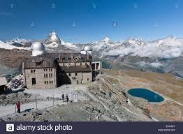 switzerland canton of valais zermatt hotel kulmhotel gornergrat
