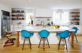 Traditional Kitchen Stools - birmingham kitchen stools contemporary with white counter
