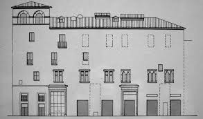 Palazzo Floor Plan The Roman Anglican The Capranica A Renaissance Palazzo And A