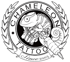 new page u2014 chameleon tattoo