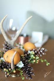 Thanksgiving Table Centerpieces by 5 Minute Thanksgiving Centerpiece Tutorial