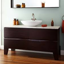 chic and creative bathroom vanity 60 single sink abbey bath