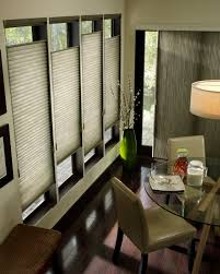 hunterdouglas applause honeycomb shades dining room delicious