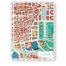 Map Me Walk With Me Born Map Bureau Direct