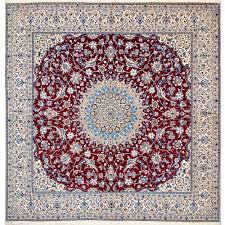 rugs from iran size 8 x8 nain rug iran