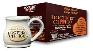 clean bill of health coffee gift set doctors choice