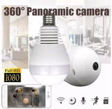 light bulb security system secret wifi 1080p hidden hd spy camera light bulb security system